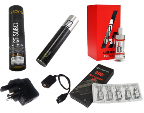 MOD KIT Asprie Subohm battery Kanger Subtank plus kit